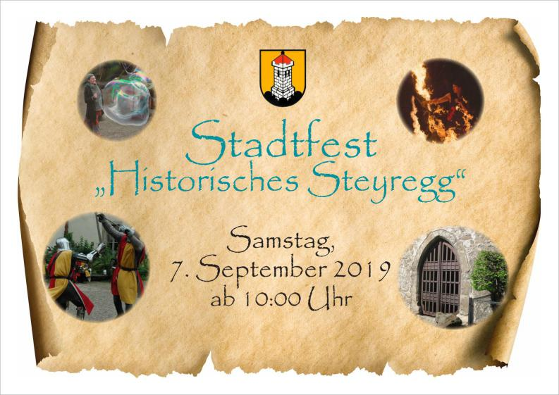 Stadtfest 2019 Save the Date